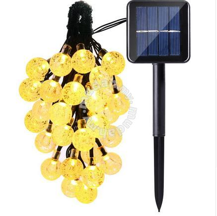 Solar globe string lights outdoor sports outdoors for sale in solar globe string lights outdoor sports outdoors for sale in kuching sarawak mozeypictures Image collections
