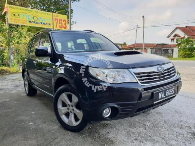 2011 Subaru Forester 25 Xt Facelift A Turbo Cars For Sale In