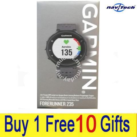 NEW Original Garmin Forerunner 235 Running Watch - Watches & Fashion  Accessories for sale in Cheras, Kuala Lumpur