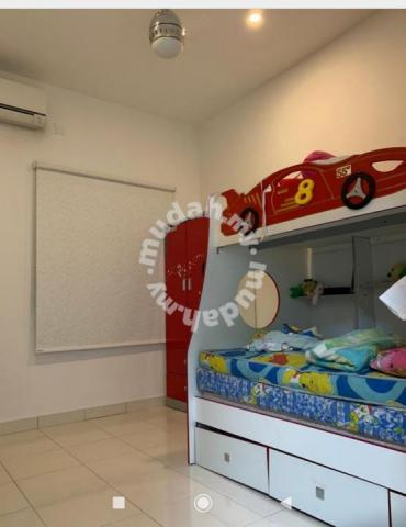 Kluster Semi D Setia Alam F F Autogate Aircond Reno Kabinet Dapur Hob Houses For Sale In Setia Alam Selangor Mudah My