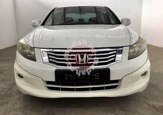 2011 Honda ACCORD 2.4(A)Lowest Prices In Penang   Cars For Sale In Penang  Hill, Penang