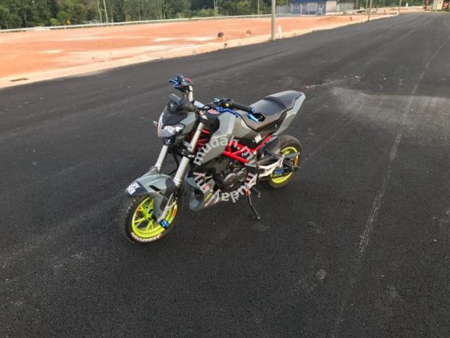 2017 Benelli Tnt135 Fun Bike Y15 Y15ZR