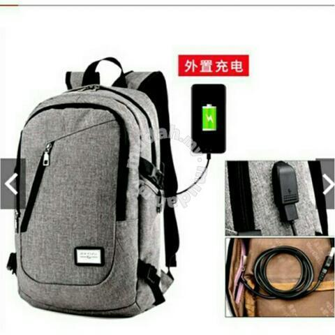 Backpack Laptop Charging Point - Bags   Wallets for sale in Ipoh d107fe7fb09f5