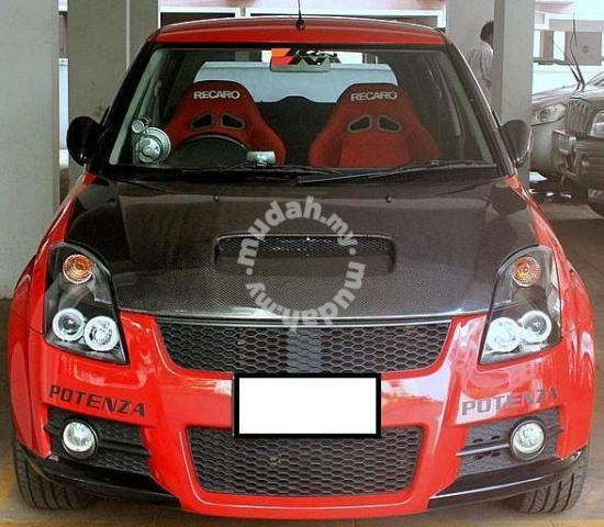 Suzuki swift sport bodykit bumper pp taiwan - Car Accessories & Parts for  sale in Cheras, Kuala Lumpur