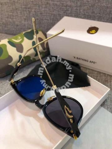 5becde53 Original A Bathing Ape Bape Shark S08 Sunglass - Watches & Fashion  Accessories for sale in Damansara Perdana, Selangor
