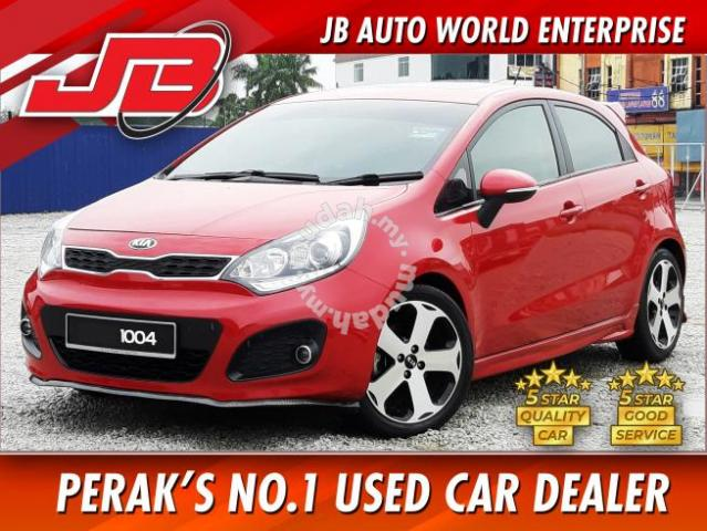 944aff62f5e4 2015 Kia Rio 1.4 SX (A) Sunroof B/Kit High Spec - Cars for sale in ...