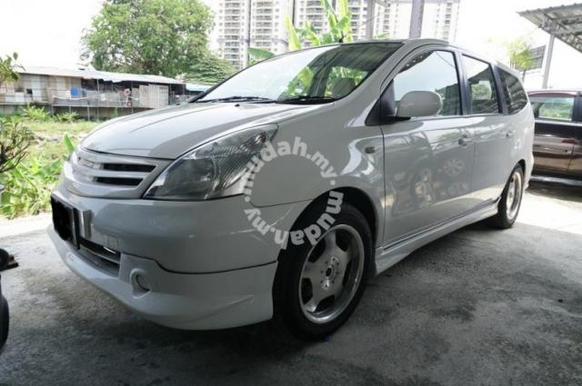 2008 Nissan Grand LIVINA 1.6 (A) - Cars for sale in Bukit ...