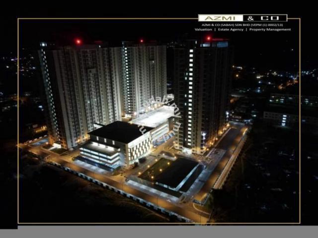 Pr1ma borneo cove condominium, sandakan, sabah