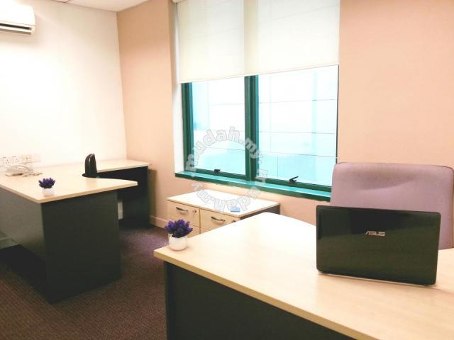 Ready to use Office for Rental Kuala Lumpur City Centre megan ...