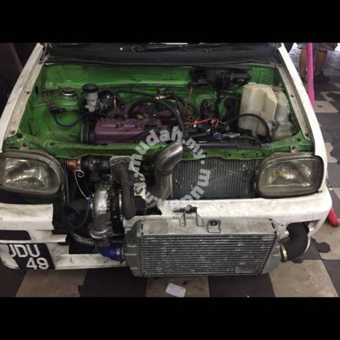 1996 Perodua Kancil 1.0 (M) - Cars for sale in Pasir