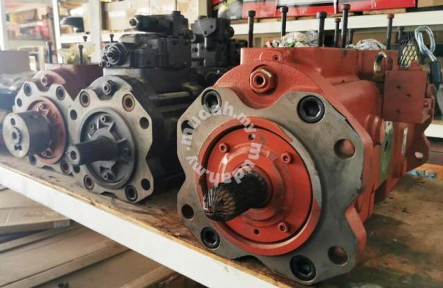 New Excavator Spare Parts