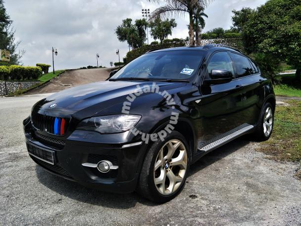 2010 bmw x6 35d 3 0 a lci twin turbo diesel cars for sale in kl city kuala lumpur. Black Bedroom Furniture Sets. Home Design Ideas