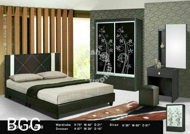 Set Katil Furniture Decoration For In Kuala Terengganu