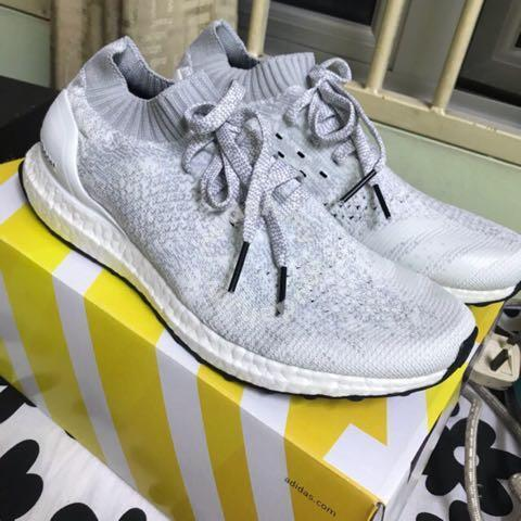 the best attitude 24996 b8842 Adidas ultraboost uncaged white tint ( authentic) - Shoes for sale in  Setapak, Kuala Lumpur