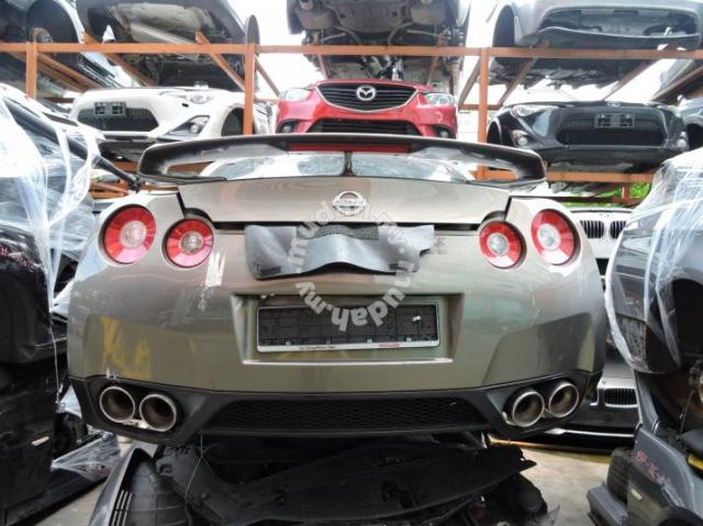 nissan skyline gtr r35 vr38 engine gearbox parts car. Black Bedroom Furniture Sets. Home Design Ideas