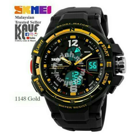 SKMEI Watch Jam Tangan Lelaki - Watches   Fashion Accessories for sale in  Baling 01ee03896c