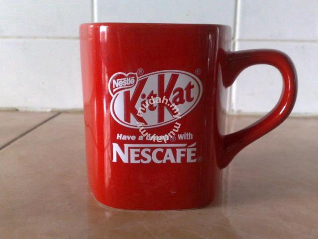 Cawan kitkat mug cup kit kat