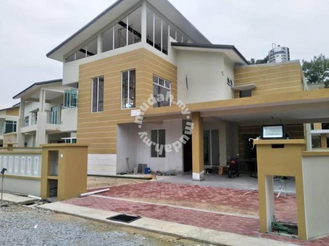 Rumah Banglo Moden Di Kubang Kerian