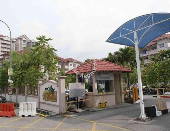Desa Saujana Condo Seri Kembangan 1098sqft Renovated Below Market Apartments For In Selangor