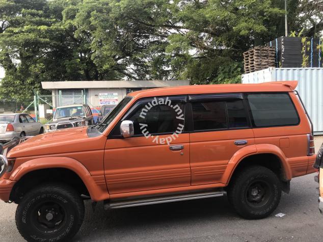 2000 Mitsubishi PAJERO 2 8 T (A) V46W 4M40 4x4 - Cars for sale in Bangi,  Selangor