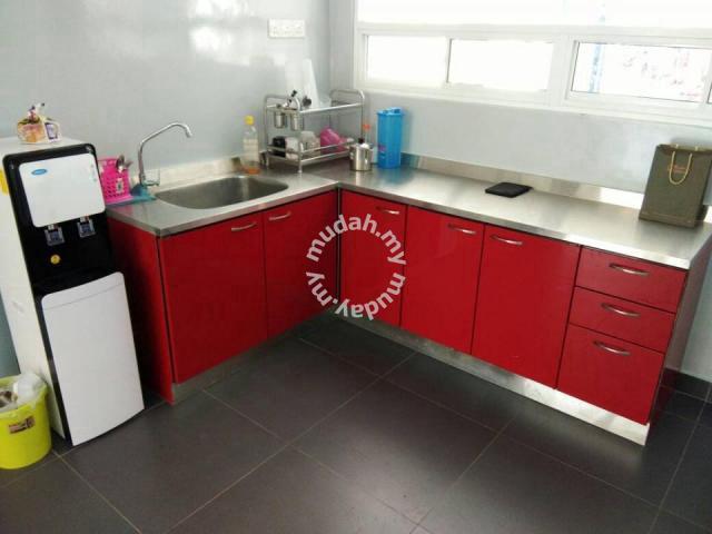Kabinet Dapur Kalis Banjir Home Liances Kitchen For In Kota Bharu Kelantan