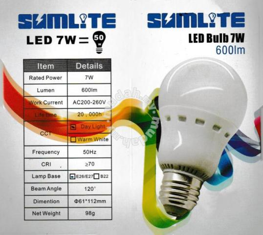 Led Light Bulbs For Furniture Decoration In Kota Damansara Selangor