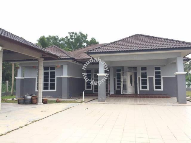 Rumah Untuk Dijual Di Kg Pengkalan Atap Batu Rakit Kuala Nerus Houses For