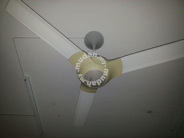 Ceiling fan panasonic with remote control home appliances ceiling fan panasonic with remote control home appliances kitchen for sale in kuching sarawak aloadofball Gallery