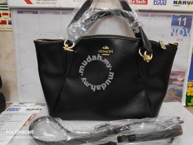 Coach handbag - Bags   Wallets for sale in Kota Kinabalu 283bdcd7936d6