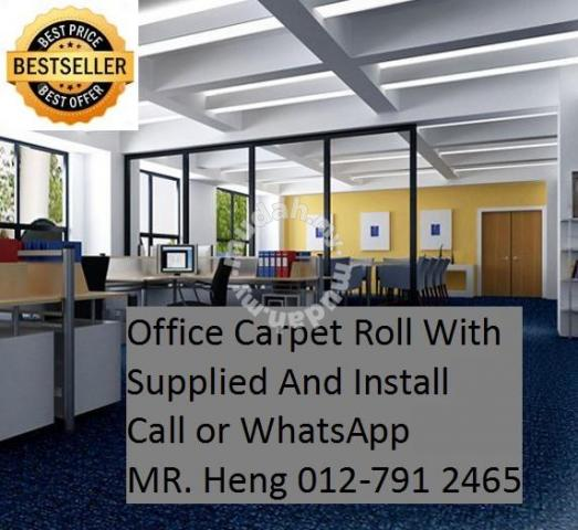 Best Office Carpet Roll With Install B54   Health U0026 Beauty For Sale In  Bandar Perda, Penang