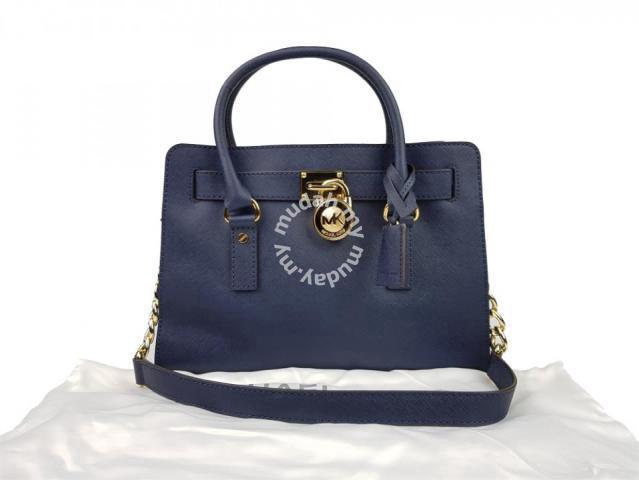 fd0ee72b665e Michael Kors Hamilton Saffiano Leather Satchel - Bags & Wallets for ...