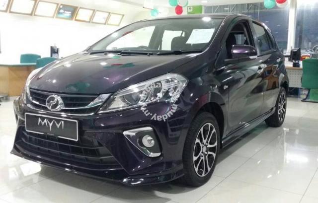 2017 Perodua Myvi 1 5 H Auto Loan Easy Approve Cars For Sale