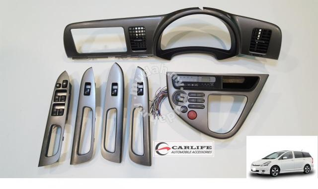 toyota    dashboard panel cover full set car accessories parts  sale  kuching