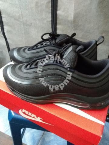 huge selection of 81e22 e7e23 where to buy nike air max 97 triple black shoes for sale in mid valley city