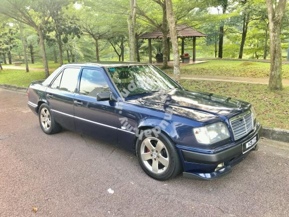 Mercedes Benz w124 convert engine w210 - Cars for sale in Tampoi, Johor