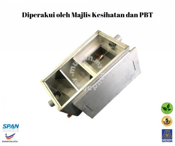Grease Trap For Sale >> Grease Trap Stainless Steel 24