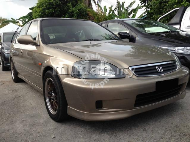 Honda Civic  A  EK Original Bodykit  97   Image