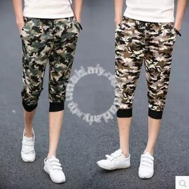 dc9c435647 Men army style jogger korea casual top sport pants - Clothes for sale ...