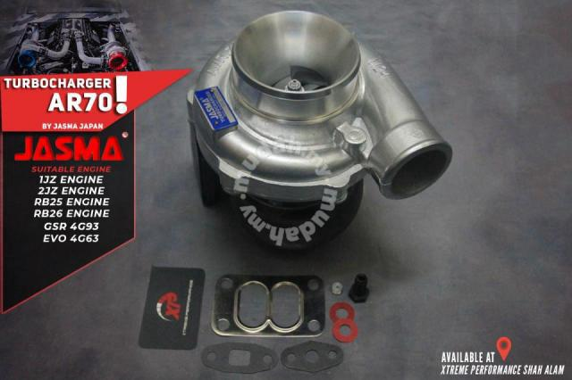 Turbo AR70 T70 Turbo Charger Evo 1JZ 2JZ RB25 RB20 - Car Accessories &  Parts for sale in Shah Alam, Selangor