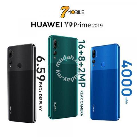 [NEW] Huawei Y9 Prime 2019 [128GB] - Malaysia Set - Mobile Phones & Gadgets  for sale in Kota Damansara, Selangor