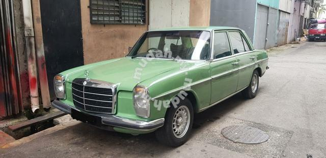 W115 Mercedes Benz 200 M Petrol Cars For Sale In Klang