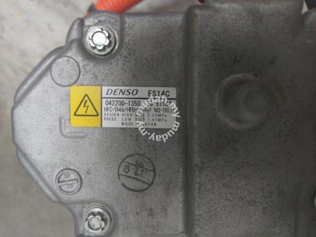 Prius C Electric AC Compressor