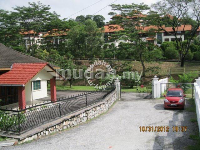 Federal Hill ,Bangsar, Kuala Lumpur