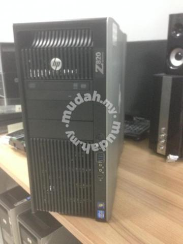 HP Z820 2x12C E5-2697V2,128GB,512GB,6TB,K6000,W10 - Computers & Accessories  for sale in Seri Kembangan, Selangor