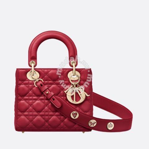 Dior Lady Dior 2way hand tote bag - Bags   Wallets for sale in Kuala ... af3580fc61