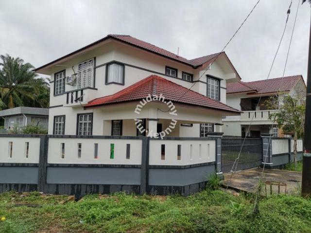 Rumah Banglo 2tingkat Mewah Fully Furnish Bukit Payung Marang Houses For In Terengganu