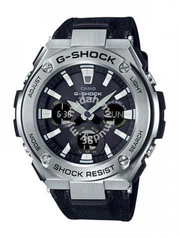 Casio G Shock G Steel Solar Watch Gst S130c 1adr Watches