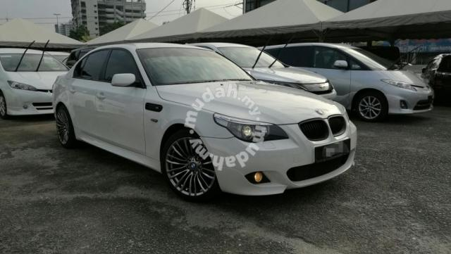 BMW E60 530i M SPORT 30 A  Cars for rent in Old Klang Road