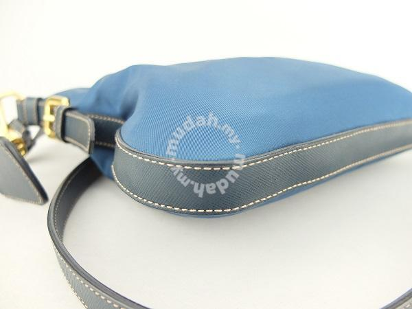 M-19912 Prada BL0706 Saffiano Leather Crossbody - Bags   Wallets for sale  in Kota Damansara f1a34d698f636