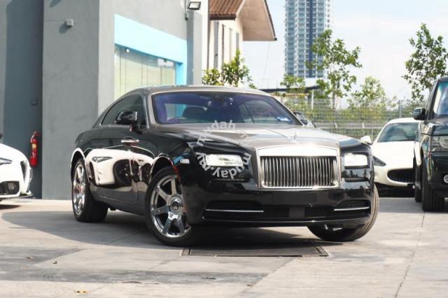 Rolls Royce Wraith For Sale >> 2013 Rolls Royce Wraith 6 6 V12 Rr Malaysia Car Cars For Sale In Bangsar Kuala Lumpur